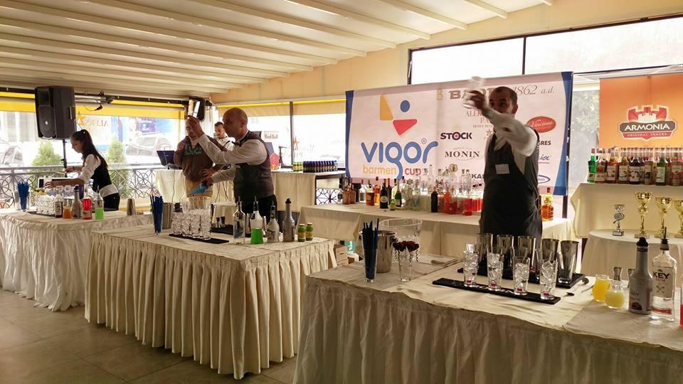 Успешно завршен натпреварот за бармени во Виница